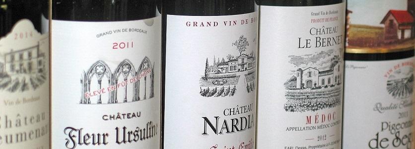 Che cosa e' necessario per capire l'etichetta del vino, come scegliere un vino da etichetta